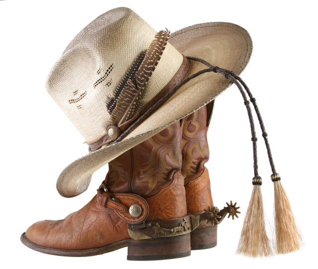 A Rancher's HEA, from Head to Toe