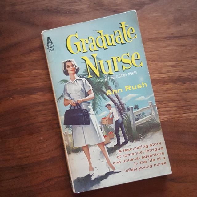 Graduate Nurse by Ann Rush