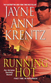 The cover of Running Hot